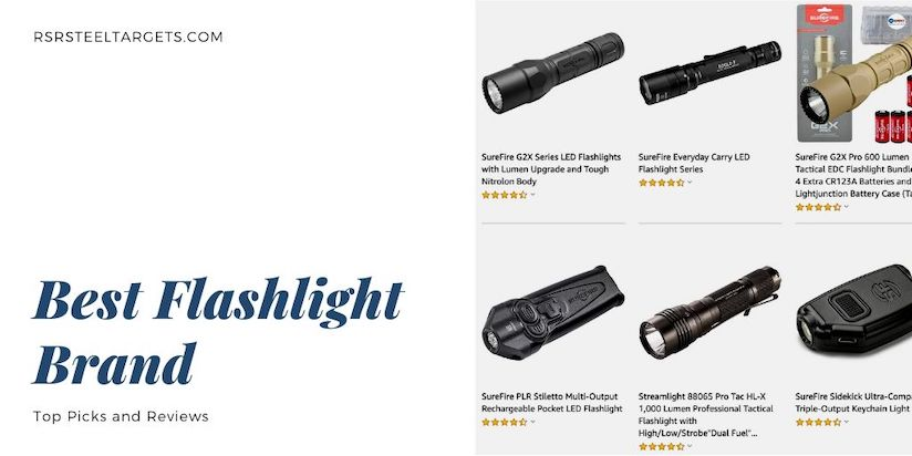 Best Flashlight Brand