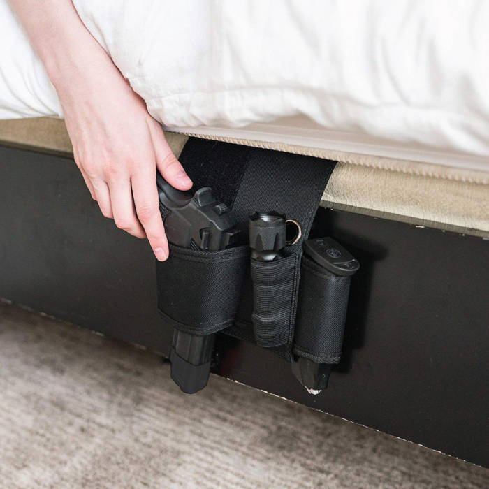 bed holster