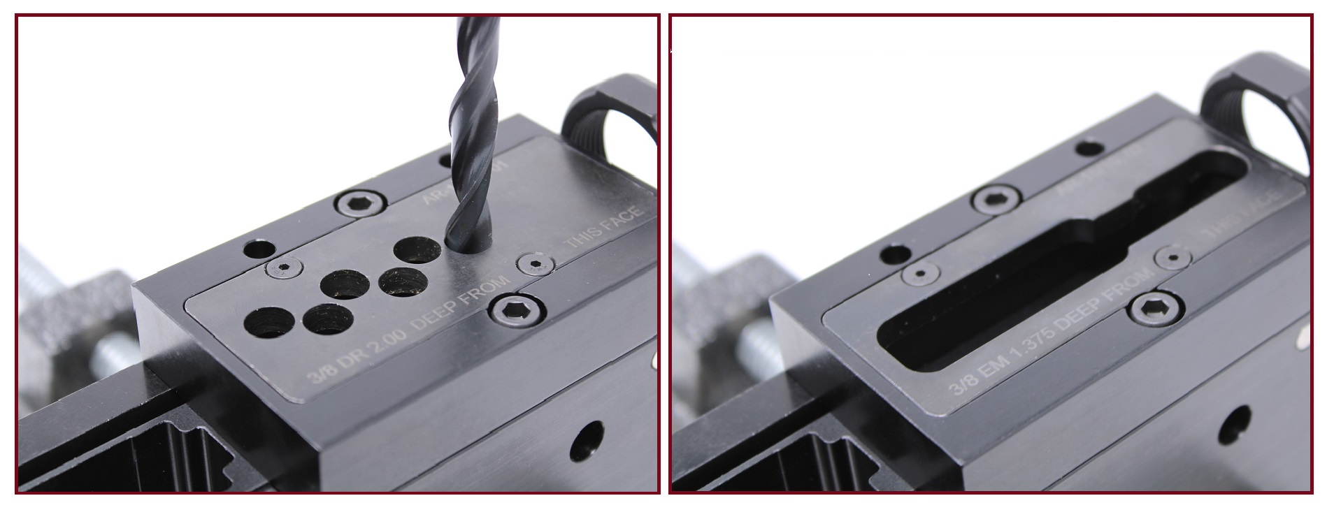 How to Machine an 80% Lower Receiver (AR15) Quick and Easy